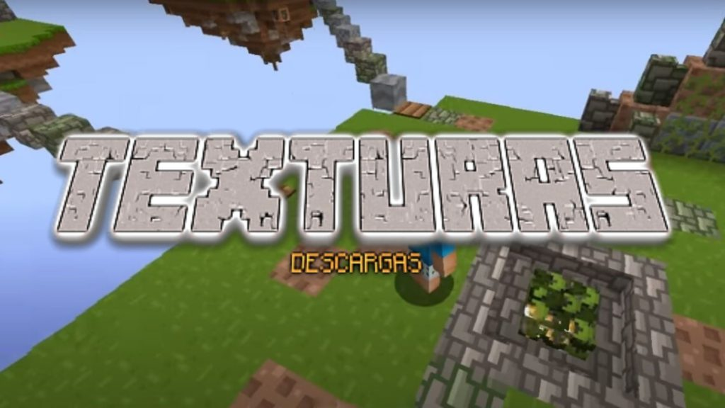descarga texturas de minecraft