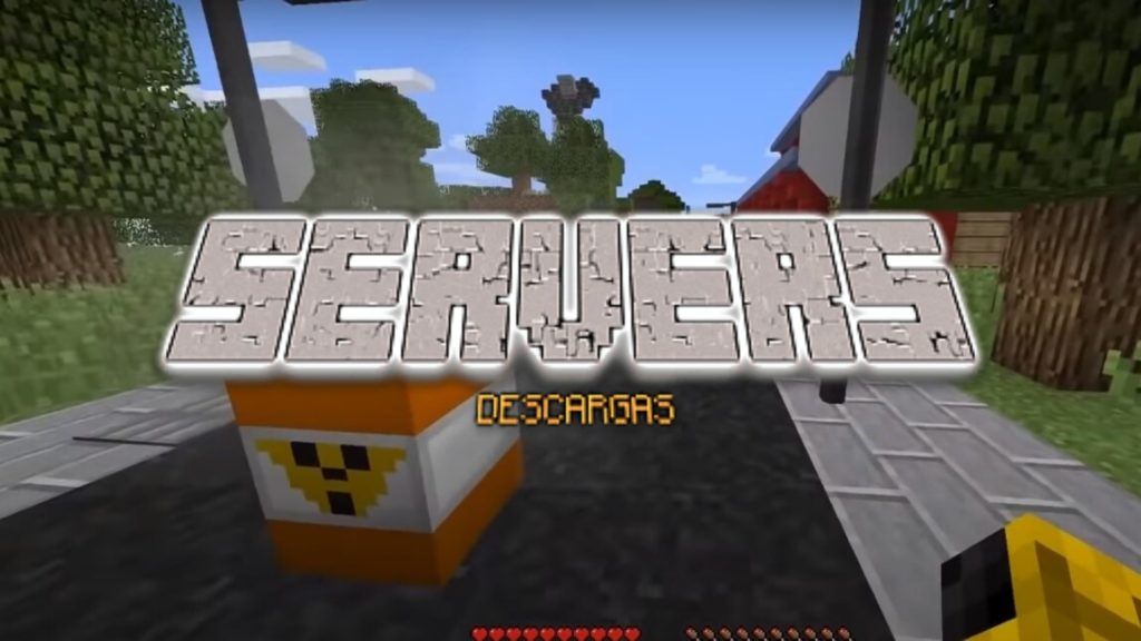 descarga servidores de minecraft