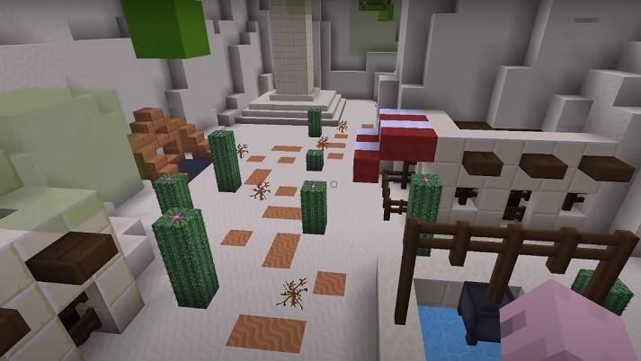 Eternal Fire Map para Minecraft
