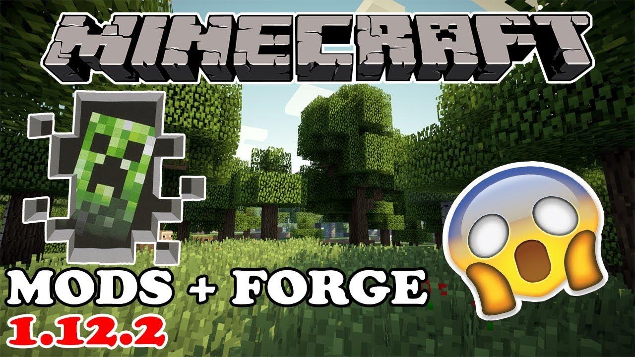 Mods Para Minecraft 1.12.2 Forge