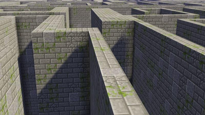 Mapa prision maze para minecraft
