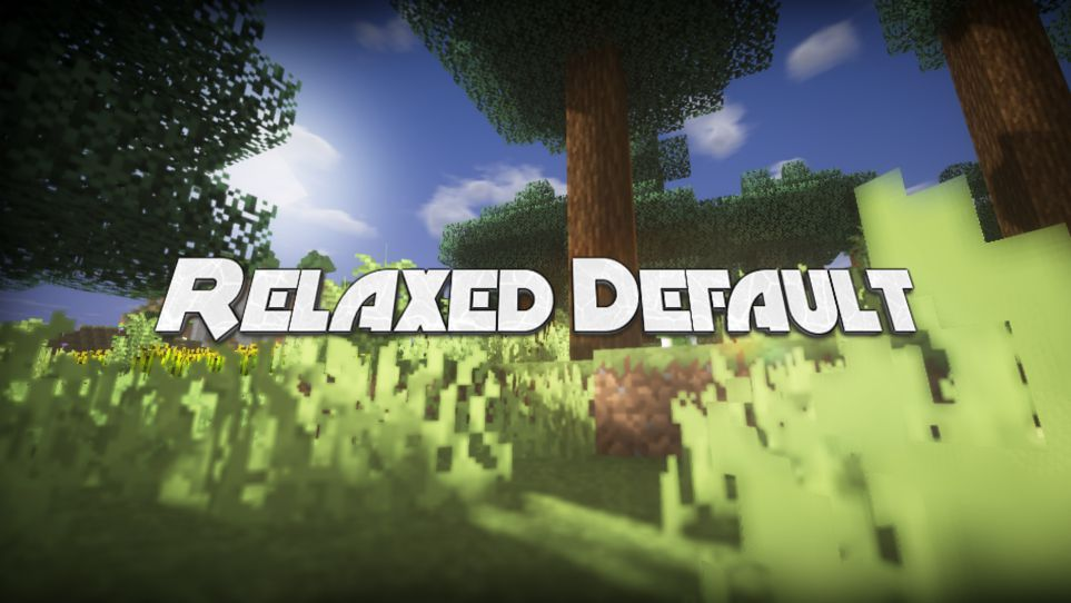 Relaxed-Default-Resource-Pack