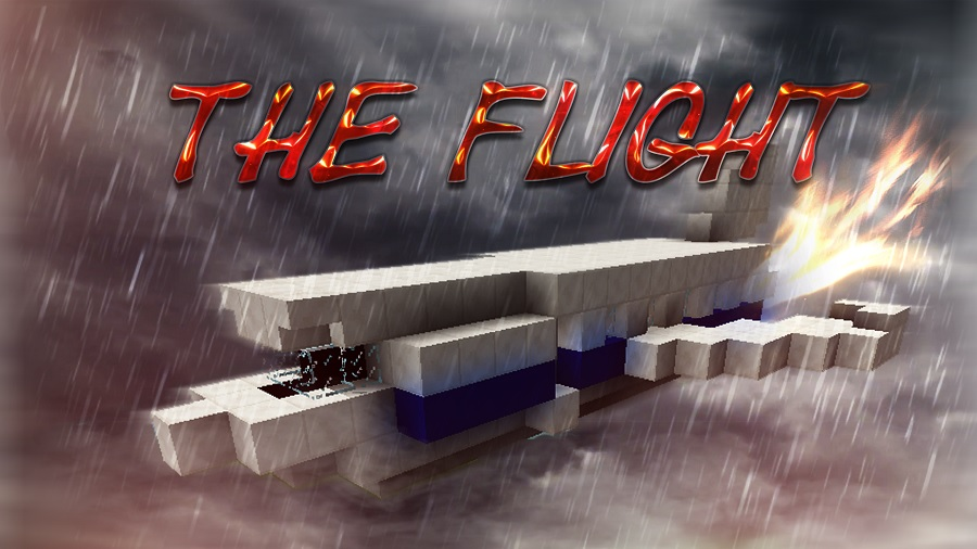 The-Flight-Map-para-Minecraft