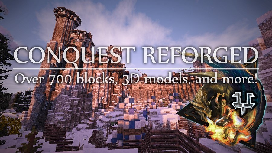 Conquest Reforged Resource-pack