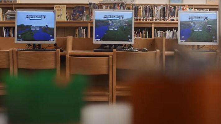 Beneficios de Minecraft para niños