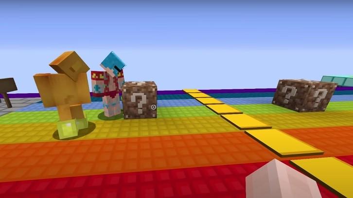 Descarga Lucky Block Mod para Minecraft