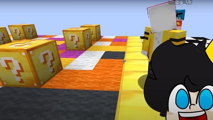 Descarga Lucky Block Mod