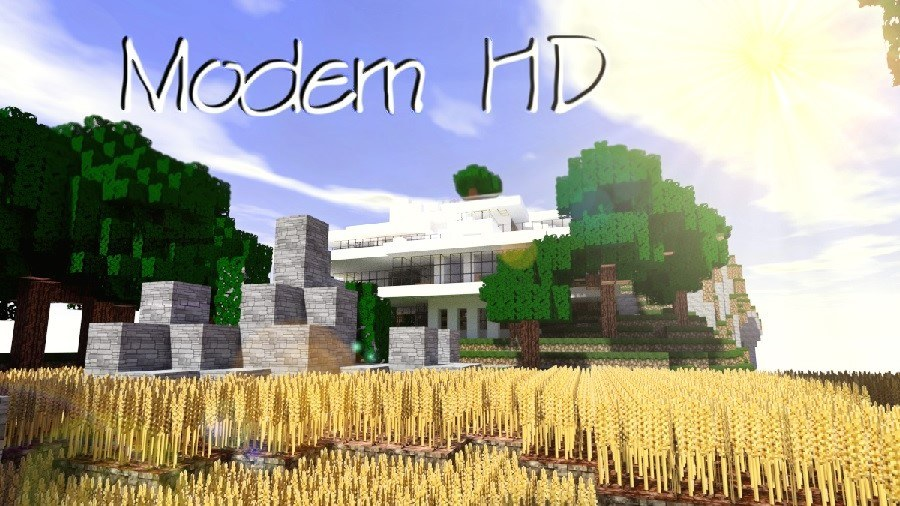 textura Modern HD Pack