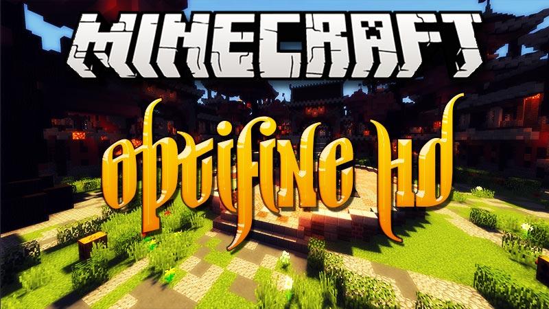 Descarga mods optifine hd para minecraft
