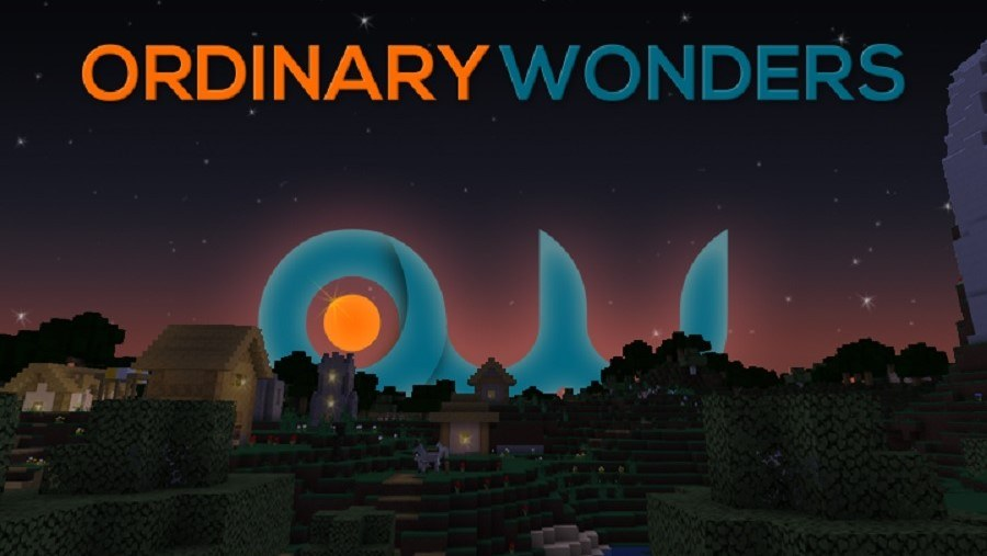 ordinary wonders para minecraft