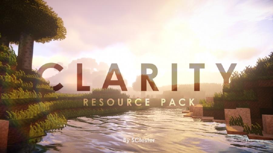 Descarga El Mejor Packs De Texturas Clarity Para Minecraft 1 15 1 14 1 13 1 12 1 11 Mejor Año 2020
