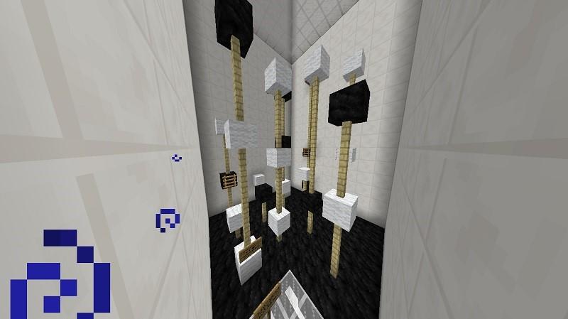 Mapa The Tower para Minecraft 1.12.2