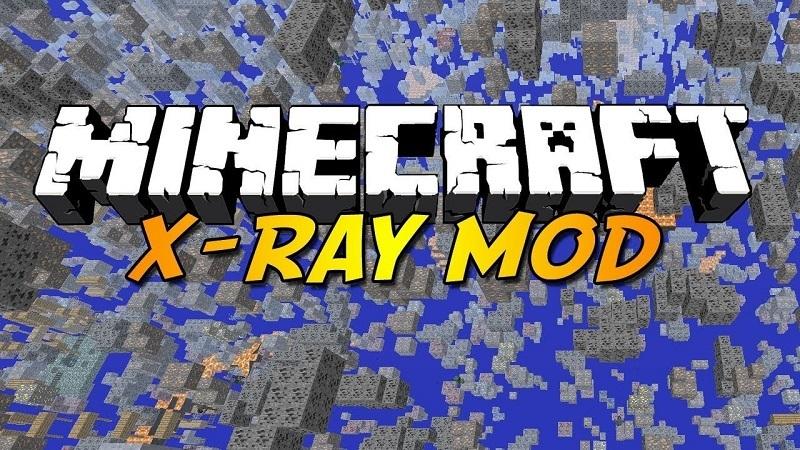 X-Ray Mod paraMinecraft 1.12.2/1.11.2