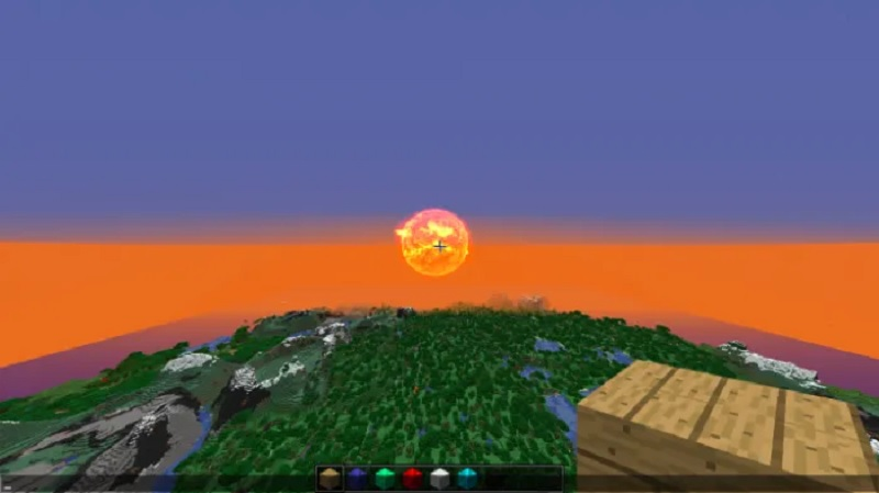 Beautiful Minecraft Realism Pack para Minecraft