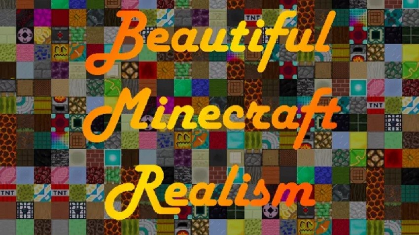 Beautiful Minecraft Realism