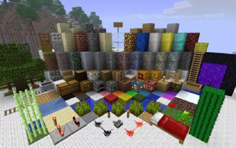 Paquetes de recurso Faithful 32×32 para Minecraft 1.13.1/1.12.2