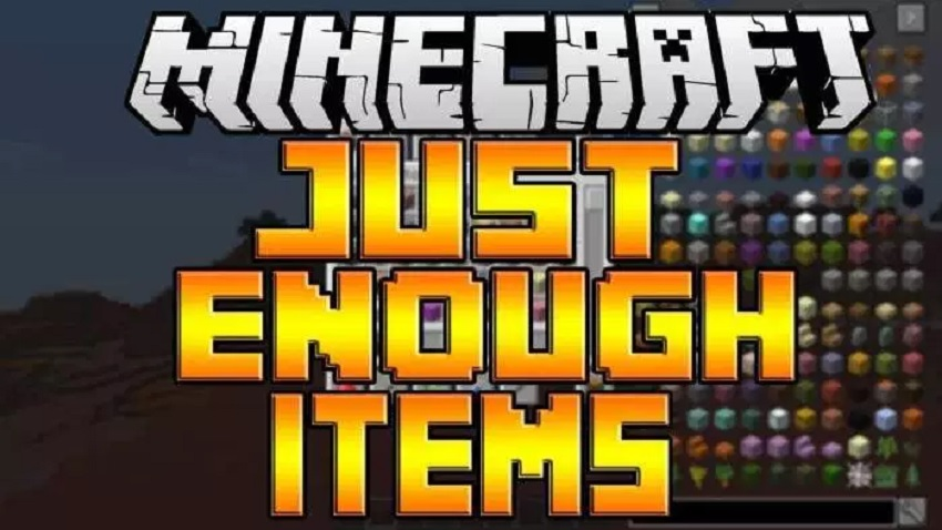 Just-Enough-Items-Mod-1.12.2