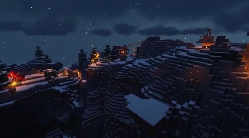 Hold the Ground es un mapa de aventuras épico de Minecraft